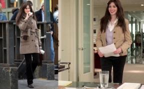 ecc2a5033f9e Every Outfit Anne Hathaway Wears in 'The Devil Wears Prada ...