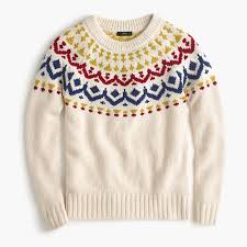 christmas sweater cc